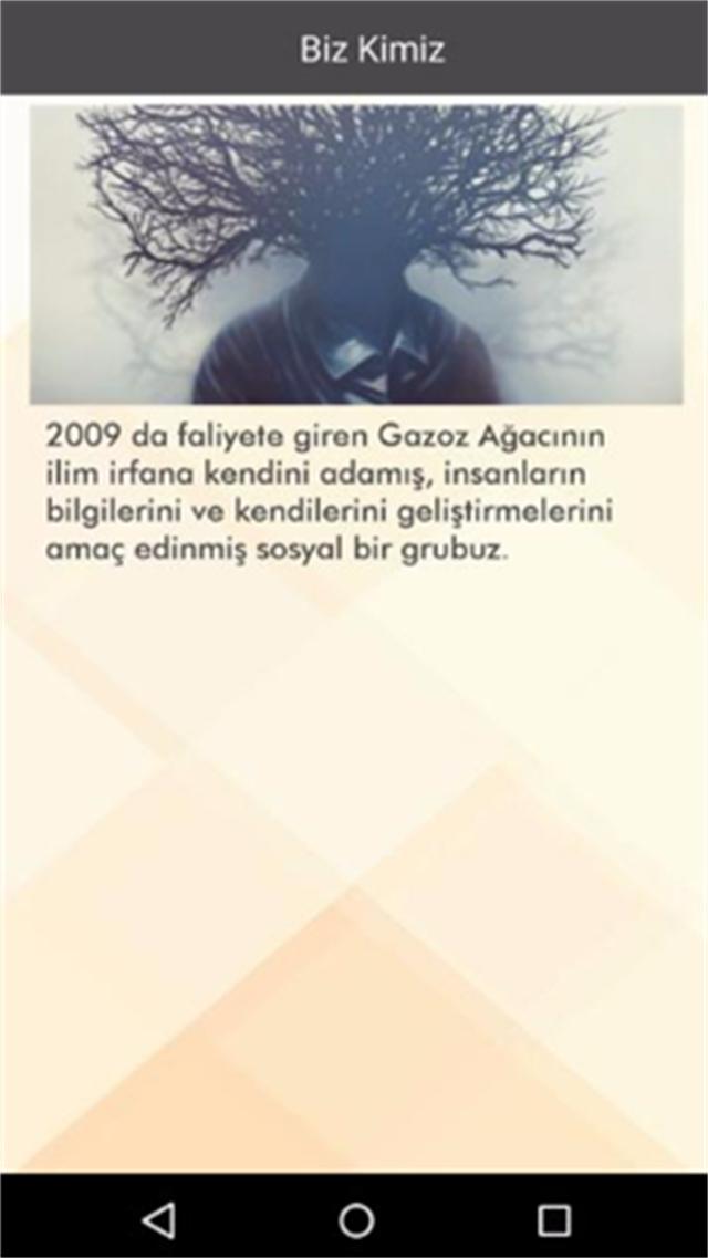 GazozAgaci