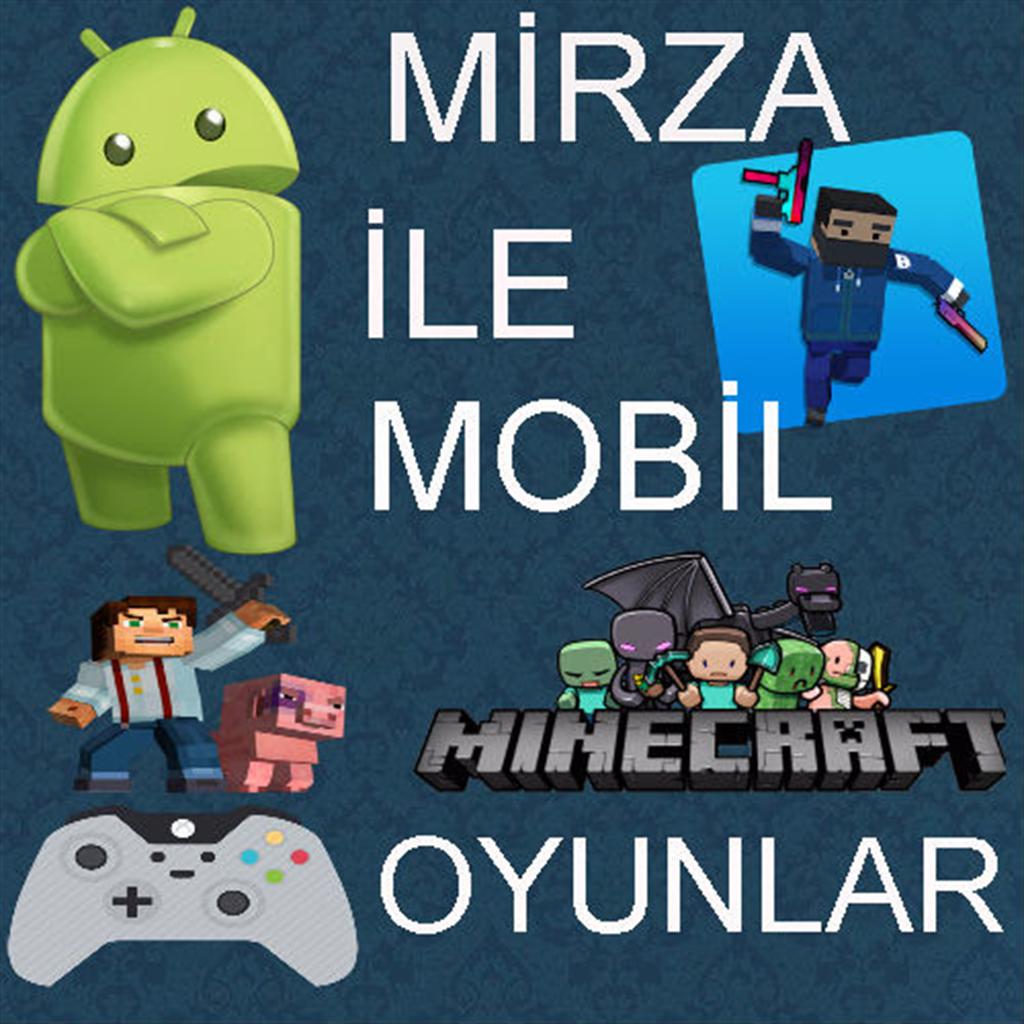 Mirza İle Mobil Oyunlar