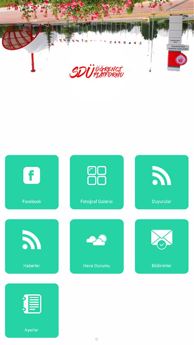 SDÜ Öğrenci Platformu