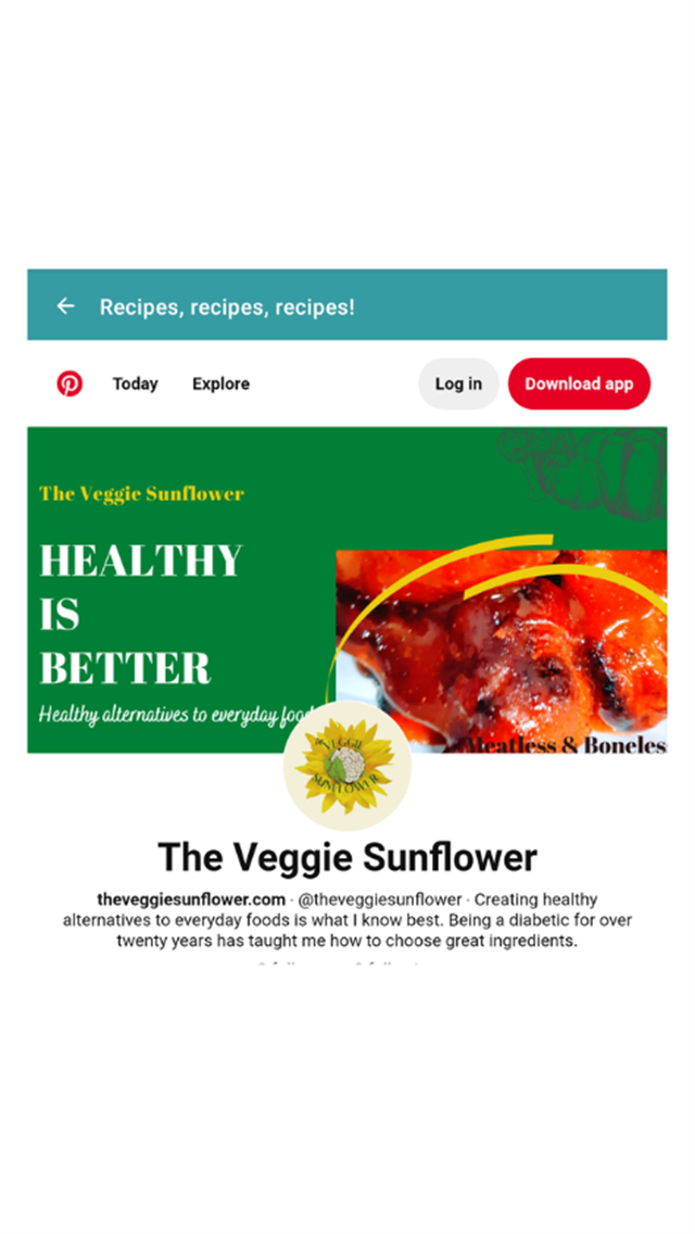 The Veggie Motivator