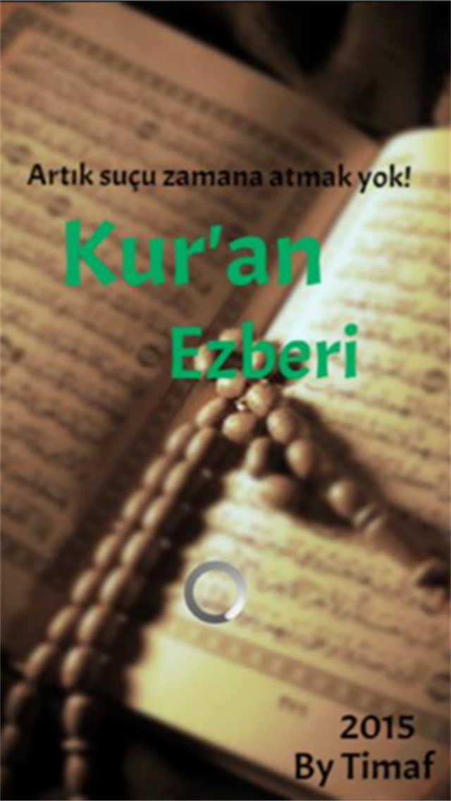 Kur'an Ezberi