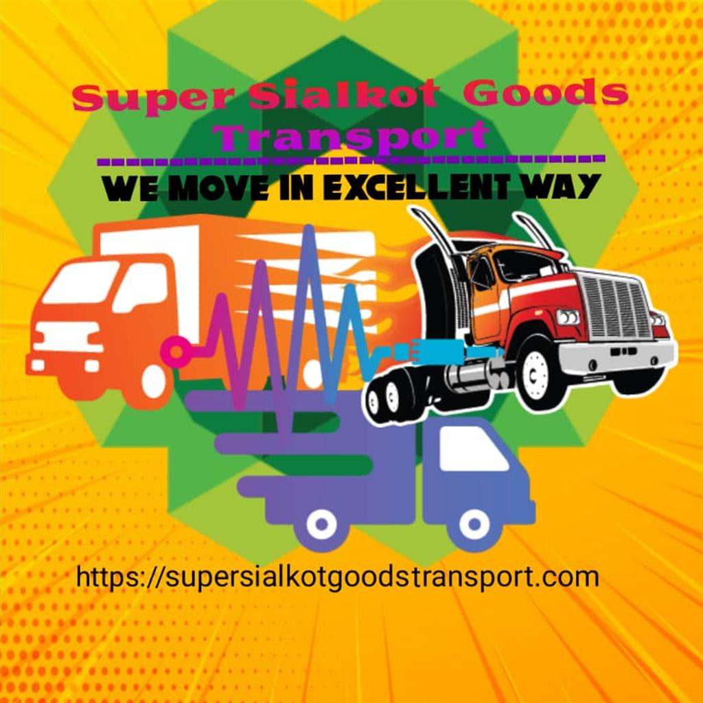 Super Sialkot goods Transport