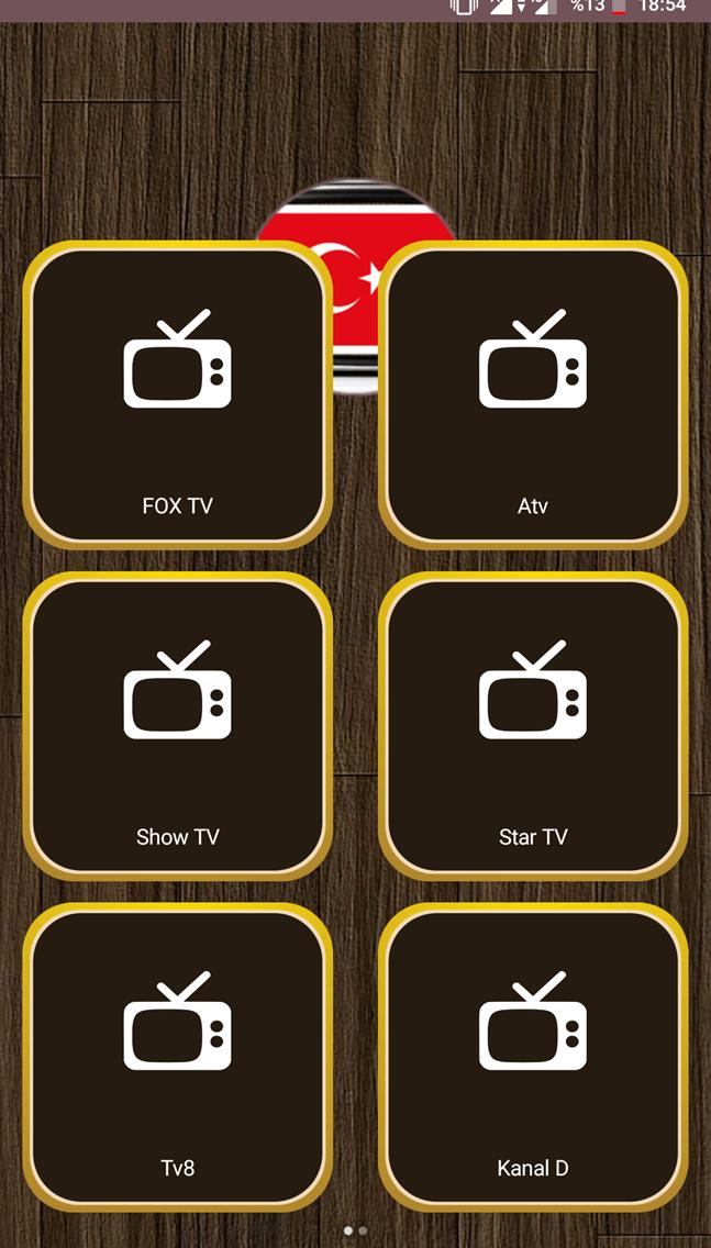 Canlı TV yayını