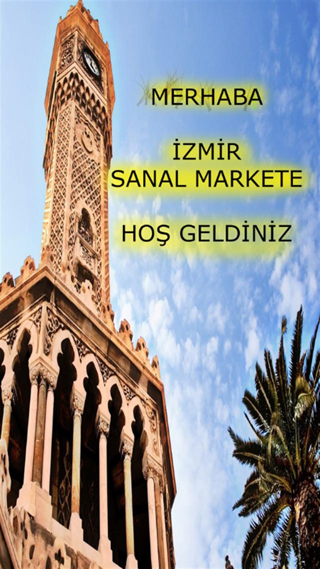 izmir sanal market