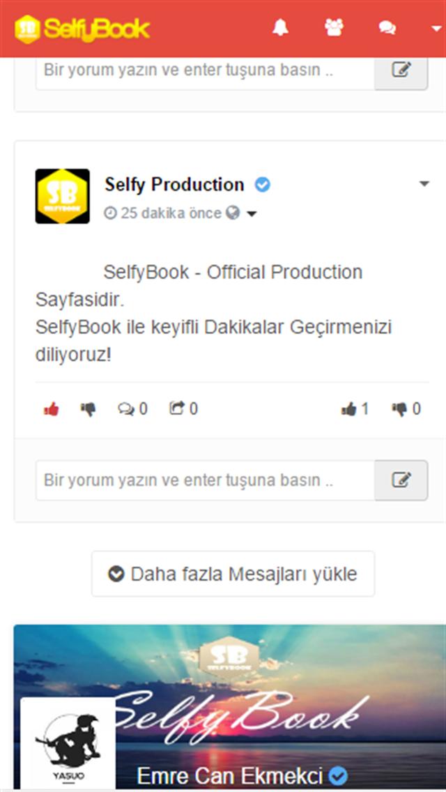 Selfybook