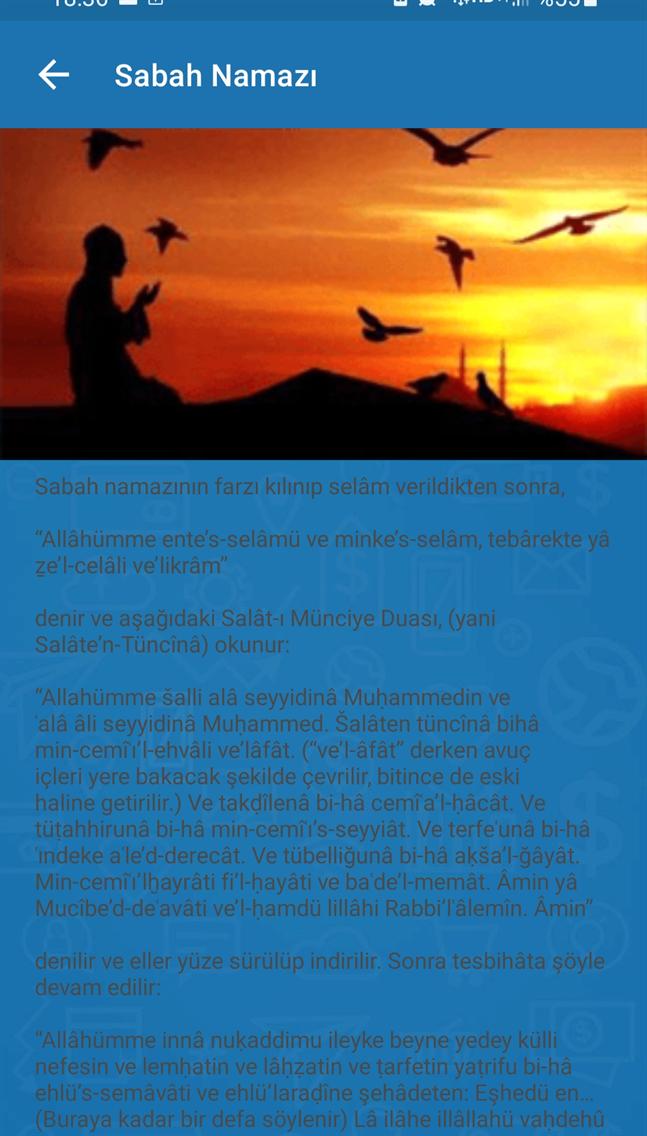 Uzun Tesbihat (Türkçe)
