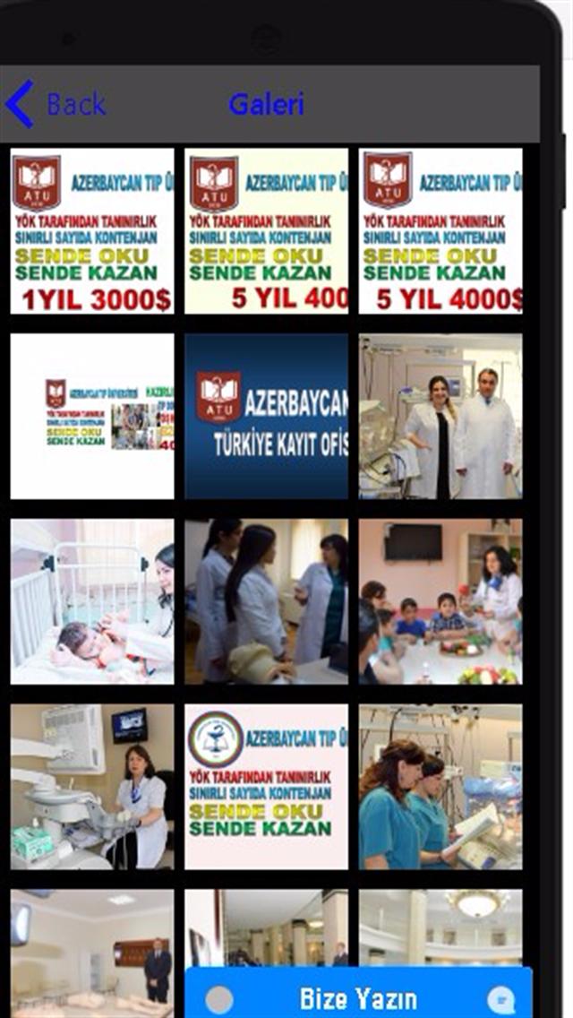 Azerbaycan Tıp Üniversitesi