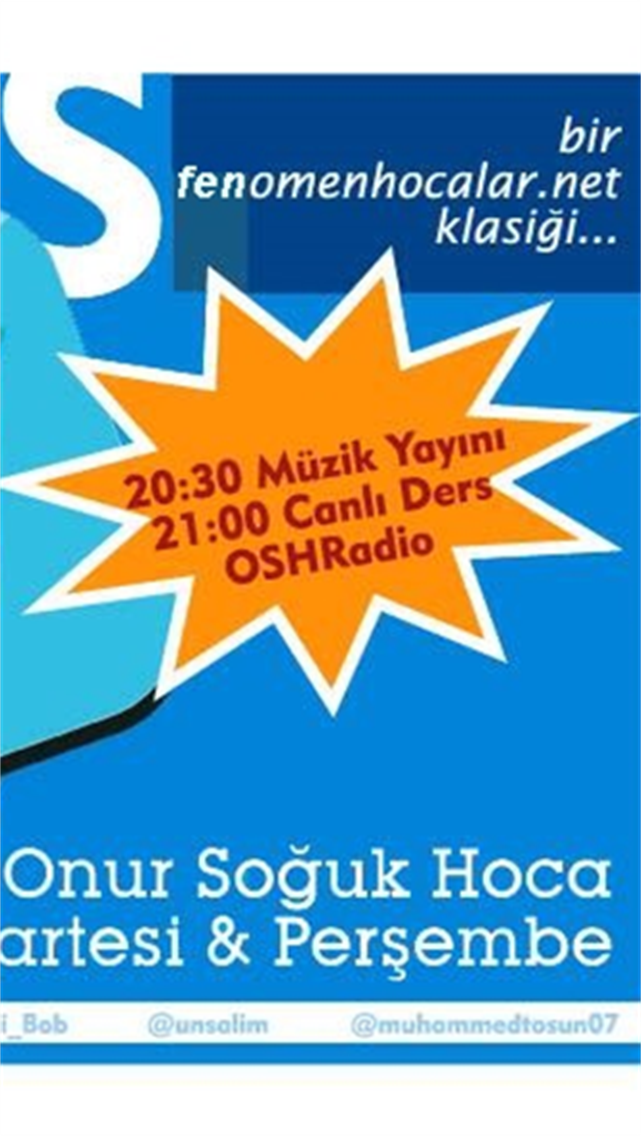 Fenomen Hocalar OSH Radyo