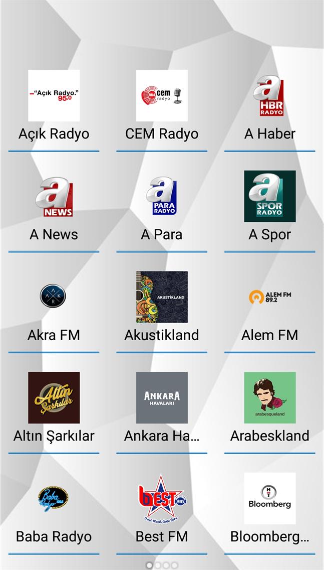 Canlı Radyo