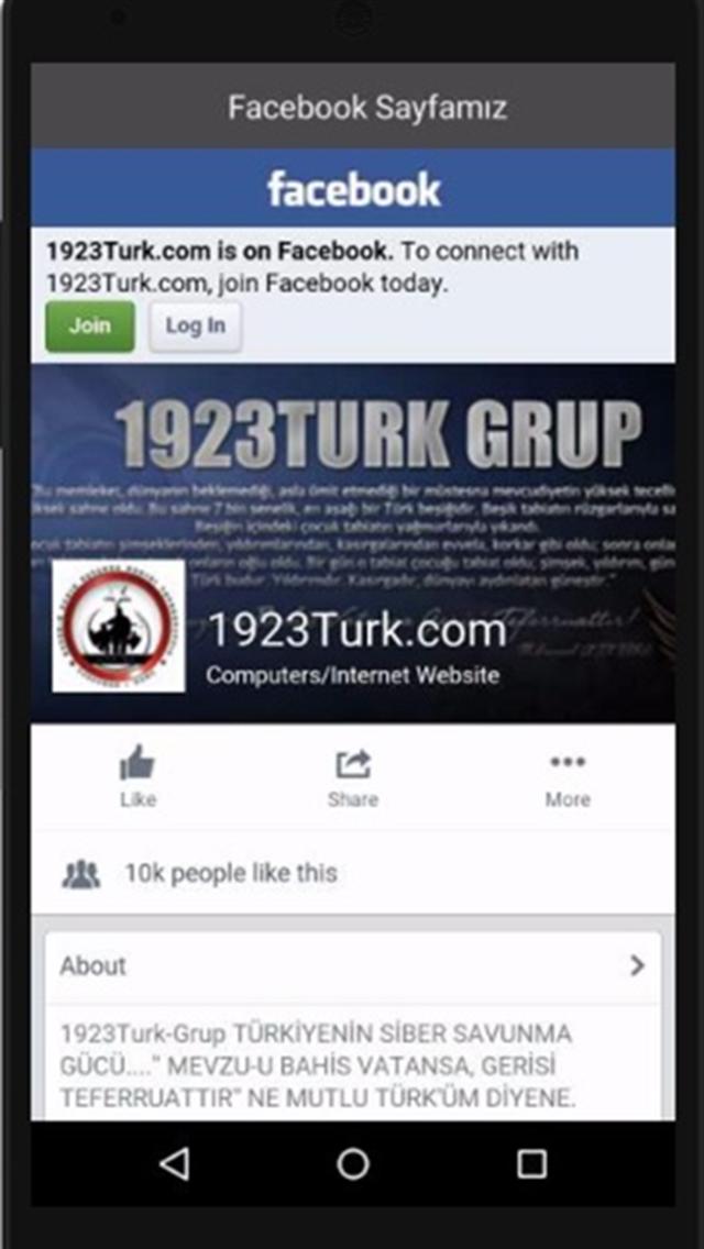 1923 Türk Grup
