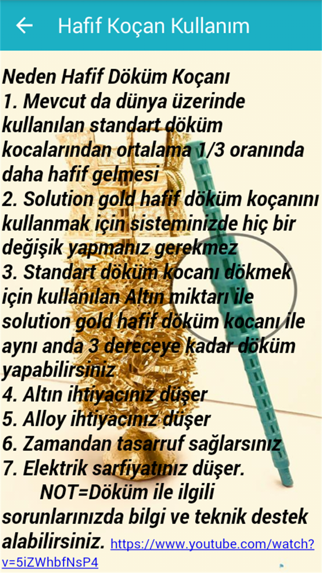 SOLUTION GOLD