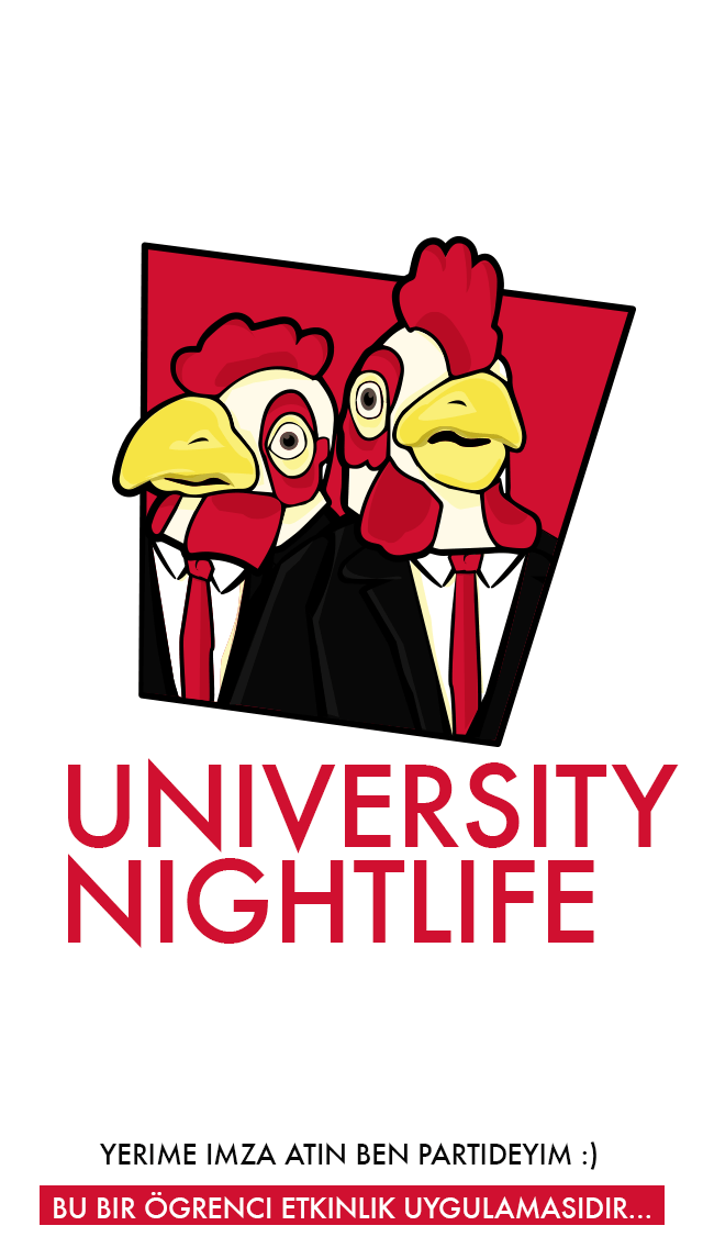 UNIVERSITY NIGHTLIFE