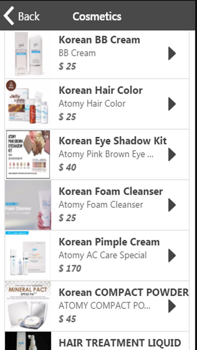 Korean Store