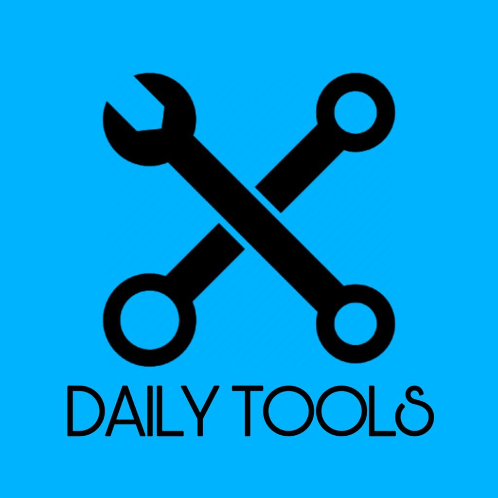 Daily Tools - Günlük İşler