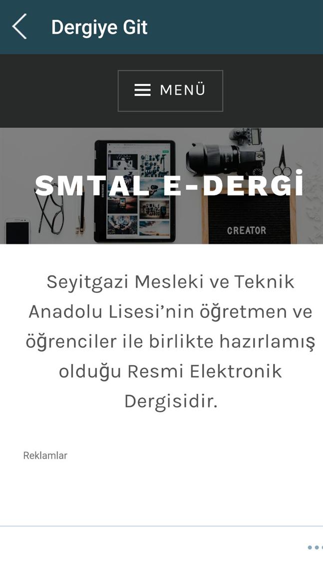 SMTAL E-Dergi