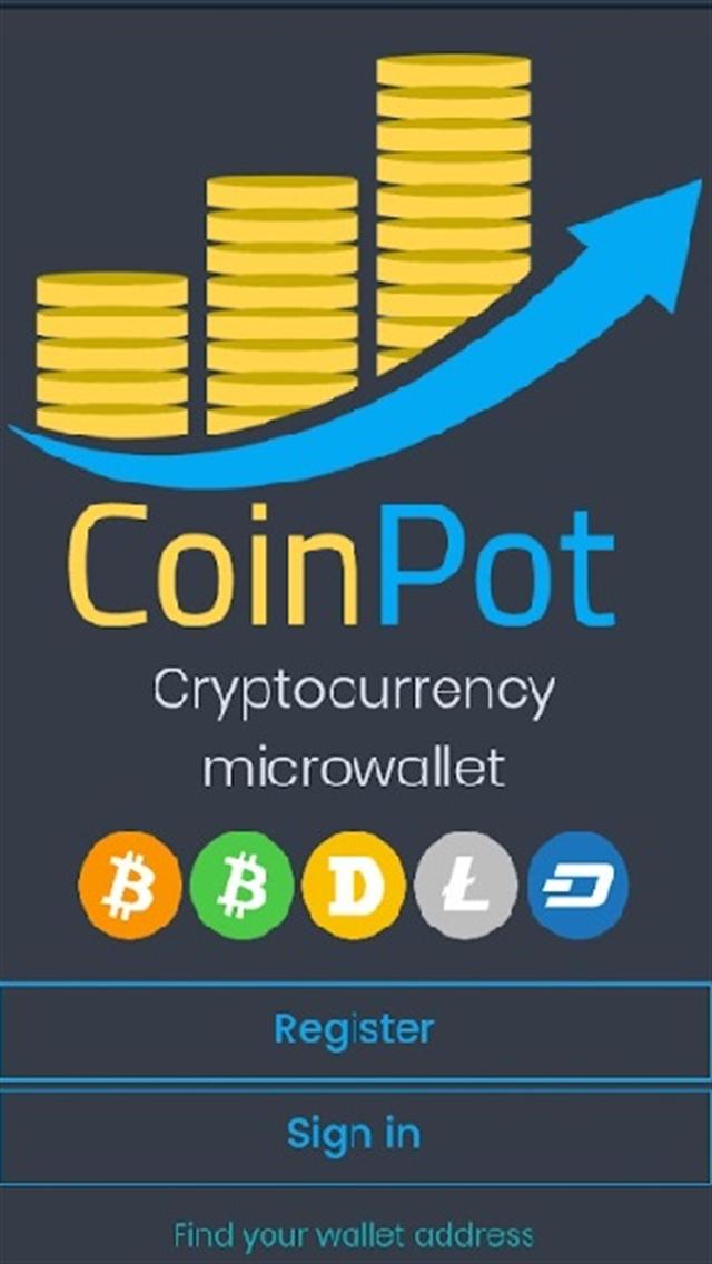 CoinPot Mining && Faucet