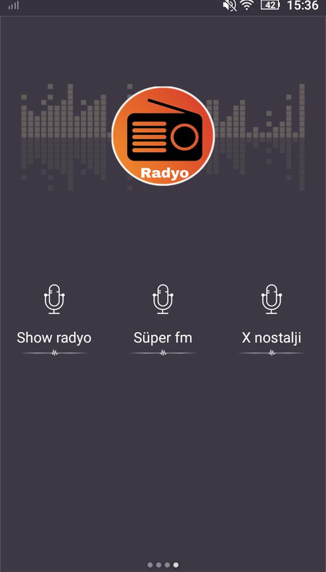 Radyo Fm -Tüm Radyolar