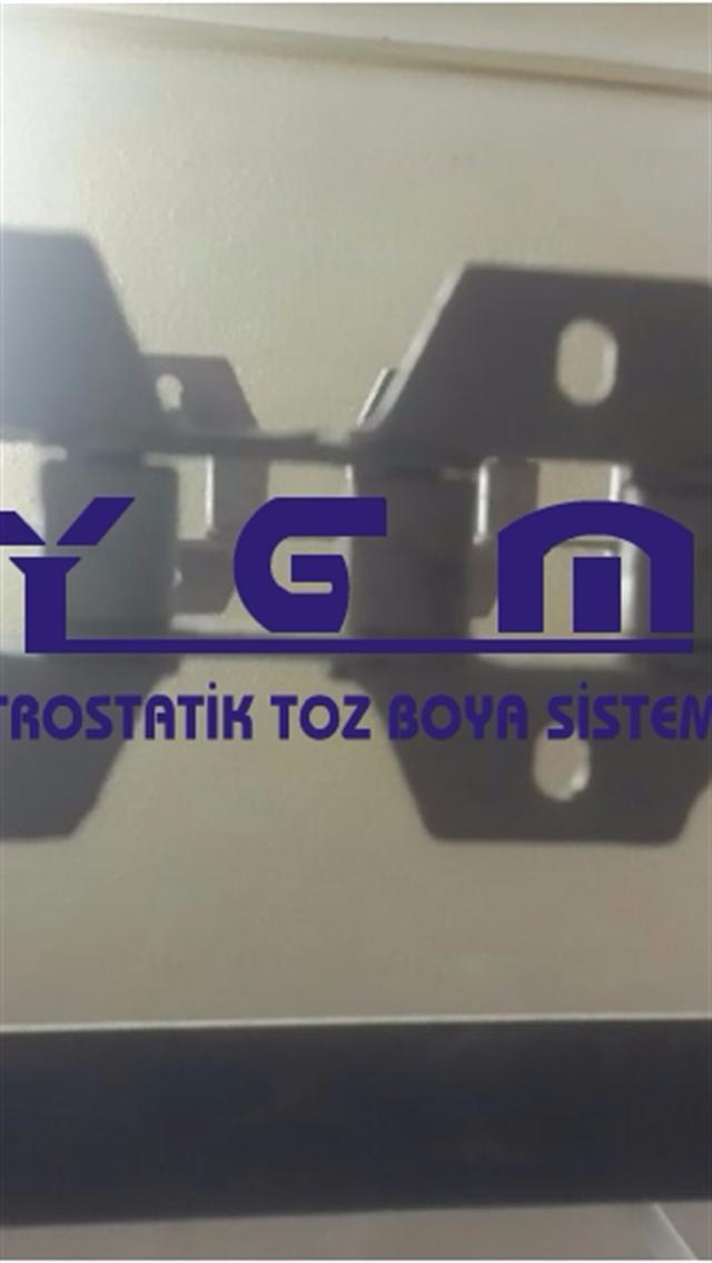 YGM Elektrostatik Toz Boya Sis