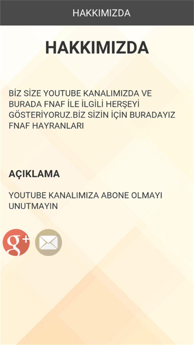 FNAF TÜRKİYE (beta)
