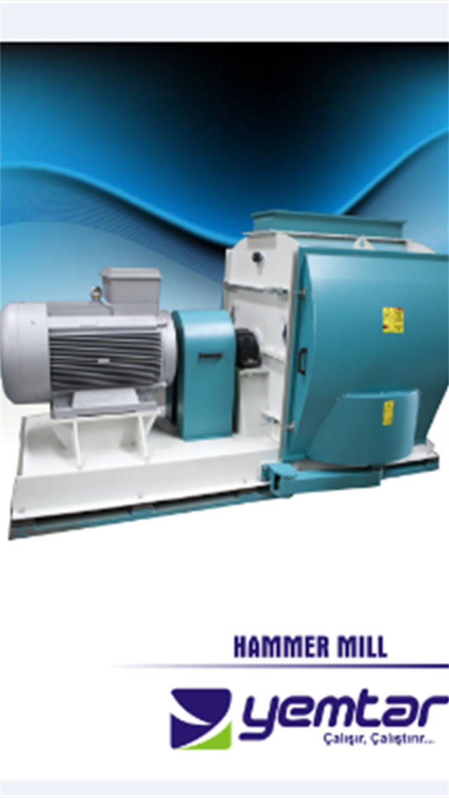 Yemtar Feed Mill Systems
