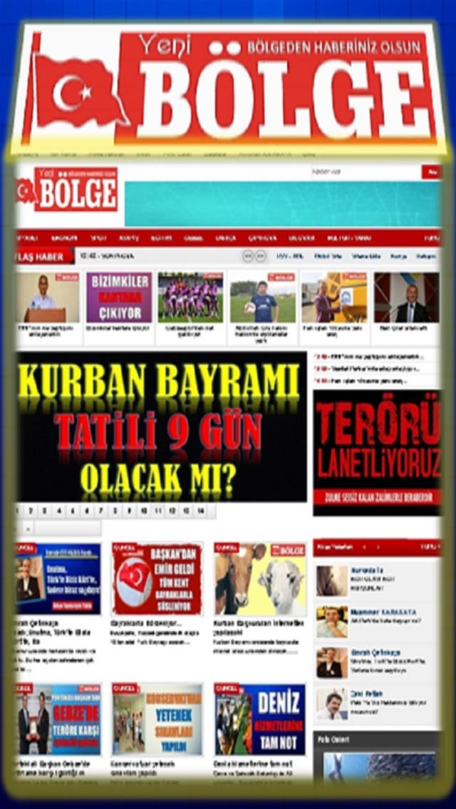 Yeni Bölge Gazetesi