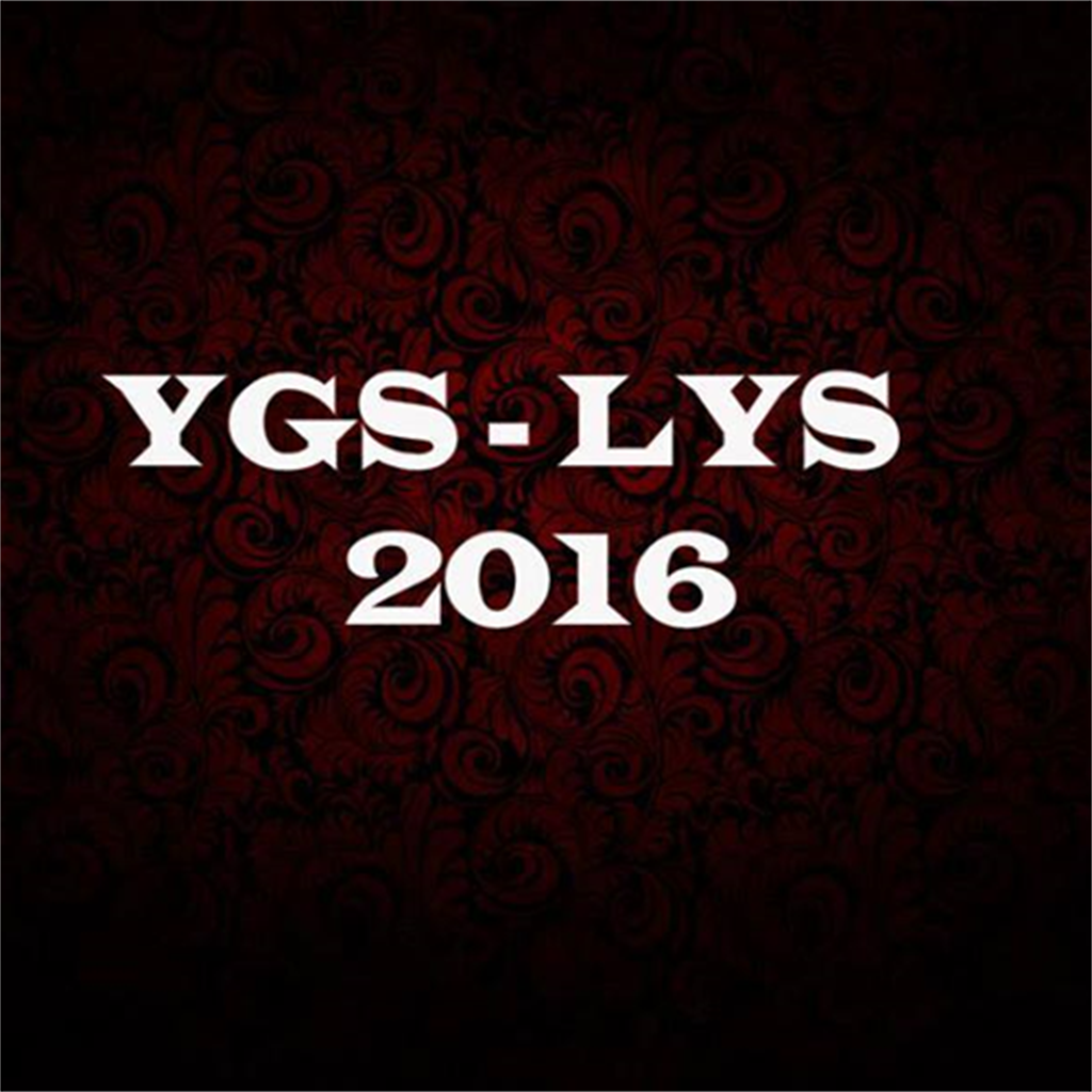 YGS-LYS 2016