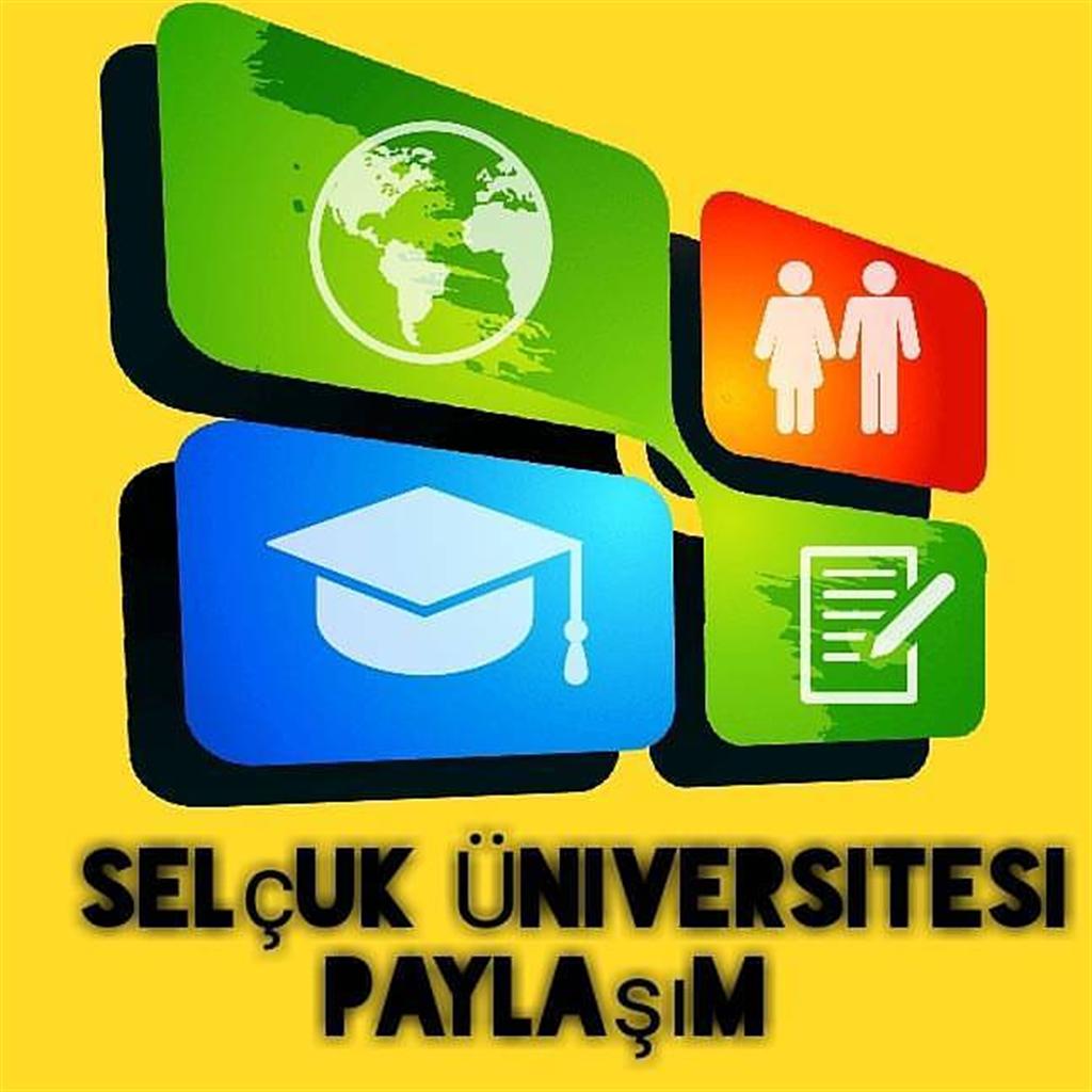 Selçuk Üniversitesi Paylaşım Mobil