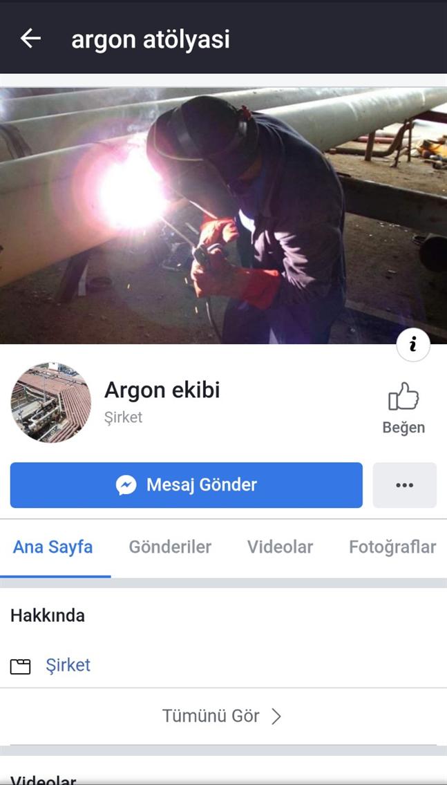 argon Atölyesi