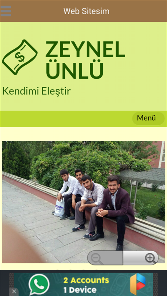 Zeynelunlu.com
