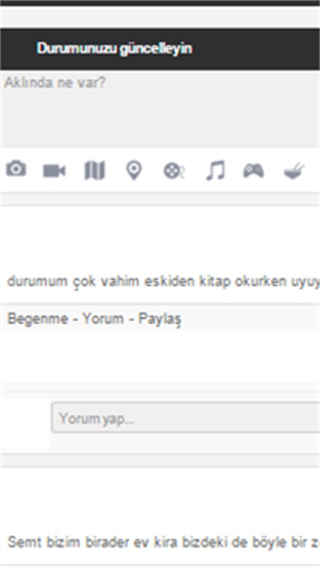AskSor Sosyal Medya
